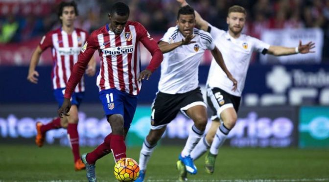 Atletico Madrid – Valencia
